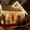 Новогоднее оформление котеджей, новогоднее украшение для дачи, иллюминация домов #981078