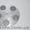 Алмазные фрезы-звезды для плоскошлифовальных машин Вирбел, Вольф и др - Изображение #2, Объявление #1475739