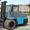 Погрузчик дизельный львовский 5 тонн #1569646