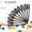 Чешские пилочки Богемский хрусталь –идеальны для маникюра Waterfall Swarovski #1612208