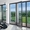 Алюминиевые окна,  двери,  перегородки. Стильные и современные. #1637287