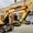 Продаем колесный экскаватор JCB JC 160W,  0, 85 м3,  2012 г.в.  #1640793