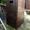 Деревянный туалет. Летняя душевая кабина из дерева #1674320