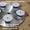 Мульти-диск для дисковых шлифовальных машин. #1704178