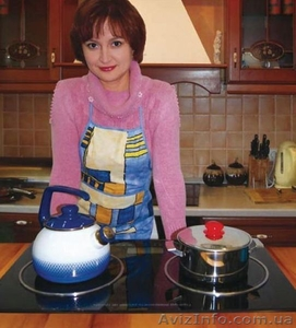 Электрическая двухконфорочная индукционная плита «Меридиан ПИ-4»  - Изображение #2, Объявление #7817