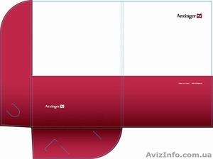 Буклеты, каталоги, флаера, конверты, бланки, визитки, папки изготовление в Киеве - Изображение #1, Объявление #650443