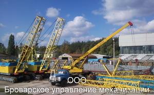 Услуги автокранов по г. Бровары и Киевской области. - Изображение #2, Объявление #706683
