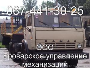 Грузоперевозки полуприцепами 12 м и г/п 20 тонн Бровары - Изображение #2, Объявление #889029