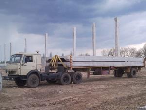 Грузоперевозки полуприцепами 12 м и г/п 20 тонн Бровары - Изображение #1, Объявление #889029