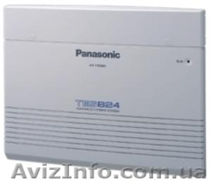 АТС Panasonic, платы расширения,системные телефоны  б/у - Изображение #6, Объявление #549484