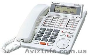 АТС Panasonic, платы расширения,системные телефоны  б/у - Изображение #7, Объявление #549484