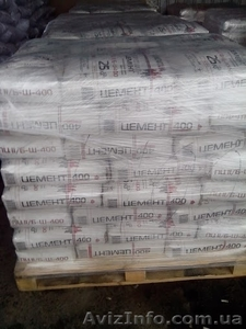 Цемент м400, с доставкой по Киеву и Области - Изображение #3, Объявление #1009062