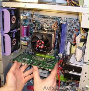 Сборка, модернизация компьютера - Изображение #1, Объявление #1021826