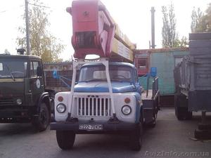 Услуги (Аренда) автовышек Бровары по району. - Изображение #2, Объявление #1021997