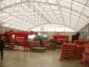 Ангары для хранения картофеля под ключ в Украине, строительство овощехранилищ. - Изображение #1, Объявление #1142366