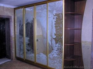 Художественное матирование. Картины на стекле и зеркале. - Изображение #1, Объявление #1289474