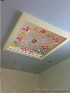 Витражи на потолке, потолки с витражами.  - Изображение #2, Объявление #1289471