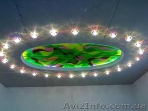 Витражи на потолке, потолки с витражами.  - Изображение #3, Объявление #1289471