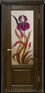 Художественные витражи для межкомнатных и входных дверей. - Изображение #2, Объявление #1289446