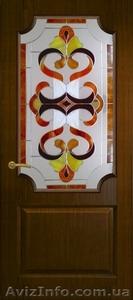 Художественные витражи для межкомнатных и входных дверей. - Изображение #3, Объявление #1289446