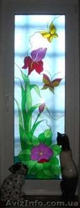 Витражи в окнах, оконные витражи. - Изображение #5, Объявление #1289479