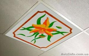 Витражи на потолке, потолки с витражами.  - Изображение #5, Объявление #1289471