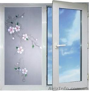 Витражи в окнах, оконные витражи. - Изображение #1, Объявление #1289479