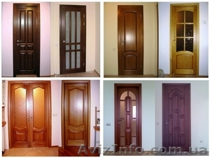 Изготовим деревянные двери любой сложности. - Изображение #1, Объявление #1451955