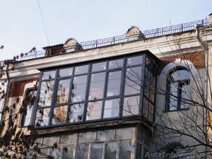 Пластиковые балконы и лоджии Rehau под ключ от Дизайн Пласт®  - Изображение #1, Объявление #1523132