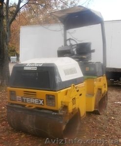 Продаем каток дорожный Benford Terex TV1300-1DLP, 2003 г.в. - Изображение #3, Объявление #1528077