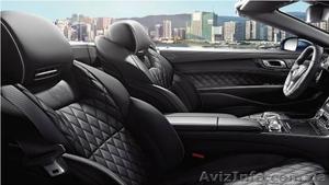 Автомобильная кожа Наппа для перетяжки салона авто - Изображение #2, Объявление #1545957