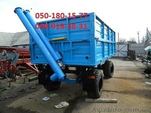 Прицеп тракторный 2ПТС-6, 2ПТС-4 - Изображение #1, Объявление #1539459