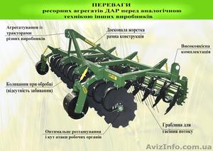 Дисковая борона рессорная ДАР-2,4 - Изображение #3, Объявление #1565740