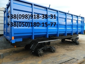Прицеп тракторный(зерновоз) 2ПТС-9, 3ПТС-12, 2ПТС-6, 2ПТС-4 - Изображение #1, Объявление #1571186
