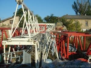 Продаем башенный кран TEREX CTT 141A-6 TS, 6 тонн, 2008 г.в.  - Изображение #1, Объявление #1597061