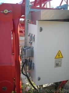 Продаем башенный кран TEREX CTT 141A-6 TS, 6 тонн, 2008 г.в.  - Изображение #5, Объявление #1597061