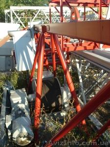 Продаем башенный кран TEREX CTT 141A-6 TS, 6 тонн, 2008 г.в.  - Изображение #6, Объявление #1597061
