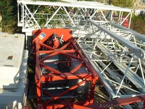 Продаем башенный кран TEREX CTT 141A-6 TS, 6 тонн, 2008 г.в.  - Изображение #8, Объявление #1597061