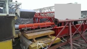 Продаем башенный кран TEREX CTT 141A-6 TS, 6 тонн, 2008 г.в.  - Изображение #10, Объявление #1597061