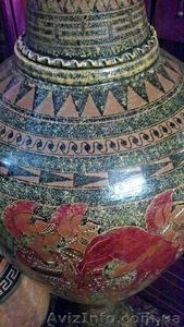 Ваза напольная 145 см.Ручная роспись керамики в Греческом стиле. - Изображение #4, Объявление #1604906