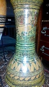Ваза напольная 145 см.Ручная роспись керамики в Греческом стиле. - Изображение #5, Объявление #1604906