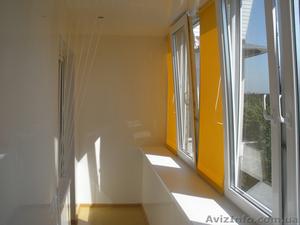 Пластиковое окно на лоджию Rehau  Рехау от Дизайн Пласт ТМ - Изображение #2, Объявление #1543624