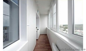 Пластиковое окно на лоджию Rehau  Рехау от Дизайн Пласт ТМ - Изображение #4, Объявление #1543624