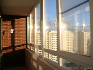 Пластиковое окно на лоджию Rehau  Рехау от Дизайн Пласт ТМ - Изображение #6, Объявление #1543624