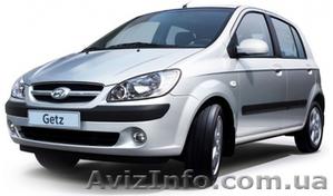 Аренда авто, Прокат авто Сдам в аренду  Hyundai Getz 2010г. ГАЗ - Изображение #1, Объявление #1638365