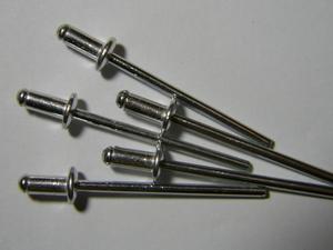 Заклепка алюминий-сталь, размер 3х6. - Изображение #1, Объявление #1668084