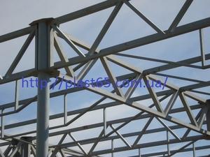 Металлоконструкции, изготовление металлоконструкций, монтаж, Киев - Изображение #1, Объявление #1693146