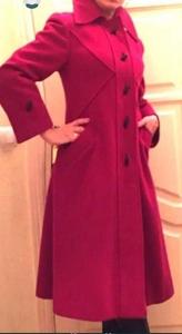 Продаю женское пальто из натуральной шерсти - Изображение #2, Объявление #1696608