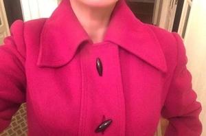 Продаю женское пальто из натуральной шерсти - Изображение #3, Объявление #1696608