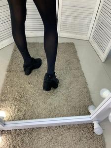 Продам ботинки CHANEL (Шанель), оригинал.  - Изображение #5, Объявление #1696610